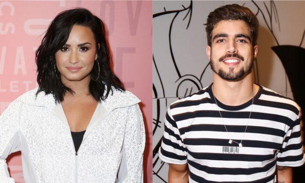 Demi Lovato começa a seguir Caio Castro no Instagram e fãs brasileiros já especulam sobre 'envolvimento', veja as reações