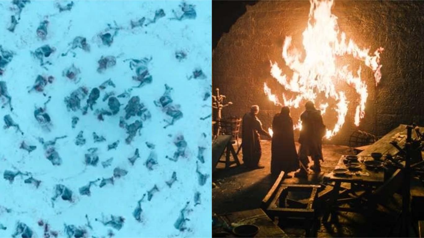 'Game of Thrones': Roteirista explica significado de símbolo em espiral para os Caminhantes Brancos; confira!>