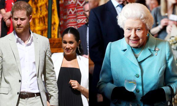 Insatisfeita com exigências, Rainha Elizabeth II faz proibição sobre joias a Meghan Markle, e aumenta tensão entre William e Harry, diz jornal