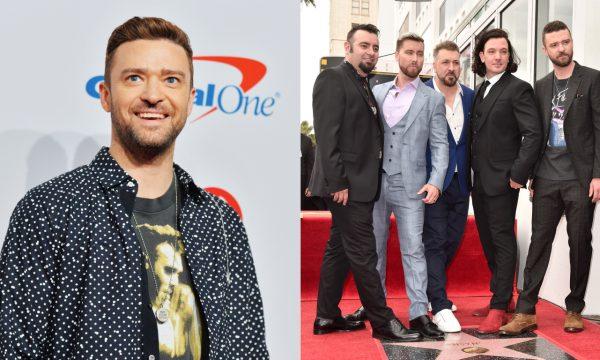 Justin Timberlake reage a reunião do N'Sync no show de Ariana Grande, no Coachella; Saiba por que o cantor não participou!