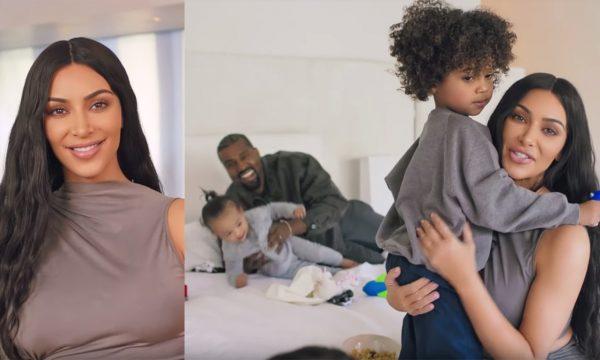 Vídeo: Kim Kardashian faz tour por sua mansão gigantesca, reclama de atenção dada ao seu bumbum, fala de quarto filho e surpreende com tempo no Instagram; Assista