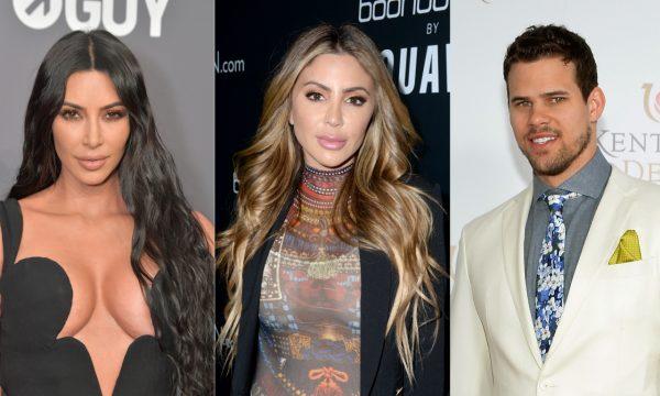 Melhor amiga de Kim Kardashian é vista com ex-marido da socialite, e responde rumores sobre suposto envolvimento: 'Conversa de três minutos'