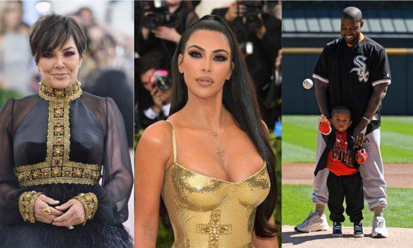Kris Jenner revela que Saint, filho de Kim Kardashian e Kanye West, foi parar em emergência médica; confira!