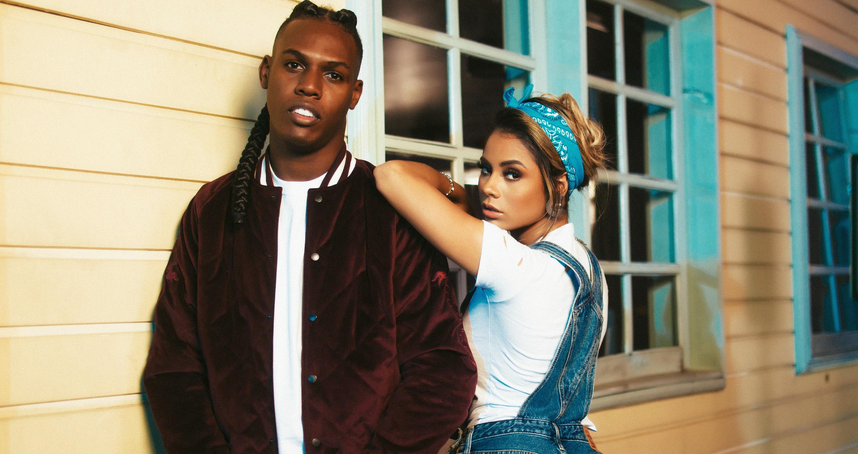 """EXCLUSIVO: Lexa e MC Kekel vivem casal fora da lei no clipe babadeiro de """"Amor Bandido"""", inspirado em Bonnie e Clyde; assista!>"""
