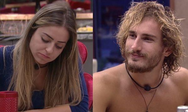 """BBB 19: Paula relembra atitude de brother e Alan questiona: """"Será que não foi por isso que Gustavo e Diego saíram?"""""""
