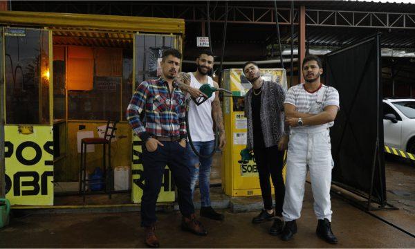 """É mais uma! Kevinho lança clipe divertido de """"Salvou Meu Dia"""", com Gusttavo Lima, Carlinhos Maia e Lucas Guimarães! Vem assistir!"""