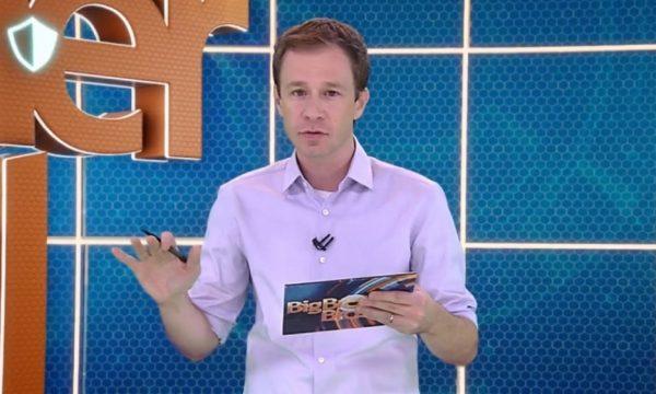BBB 19: Tiago Leifert explica dinâmica da reta final e anuncia fim de paredões triplos; confira!