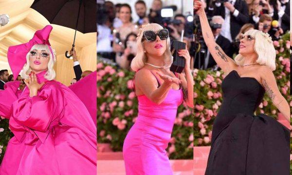 MET Gala 2019: Lady Gaga aparece com dois looks e tira a roupa no tapete vermelho; veja as celebs no evento!
