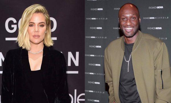 """Khloé Kardashian explica porque pausou divórcio após overdose de Lamar Odom: """"Não foi por um motivo romântico!"""""""