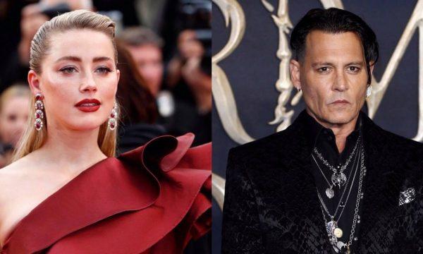 """Em processo de difamação, Johnny Depp acusa Amber Heard de ter """"pintado hematomas"""" e diz que foi vítima da ex: """"Ela me socou e chutou"""""""