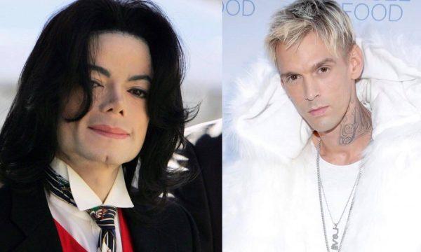 """Vídeo: Aaron Carter afirma que Michael Jackson fez """"uma coisa que foi um pouco inapropriada"""""""