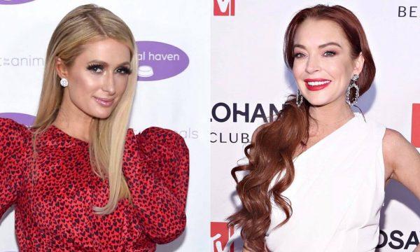 """Lindsay Lohan escreve mensagem para Paris Hilton após ser chamada de """"patética e constrangedora"""""""