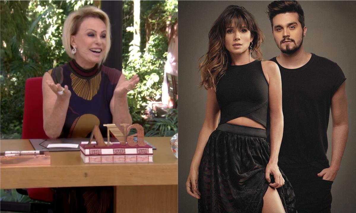 Ana Maria Braga abre 'Mais Você' cantarolando 'Juntos (e Shallow Now)' e se diverte com letra: 'Não entendi'>