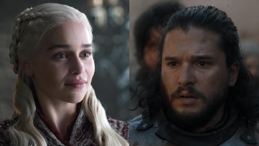 """[Alerta de spoilers!] """"Game of Thrones"""": Emilia Clarke revela desespero ao descobrir o destino de Daenerys e afirma não sentir pena de Jon Snow: """"Ele simplesmente não gosta de mulheres, né?"""""""