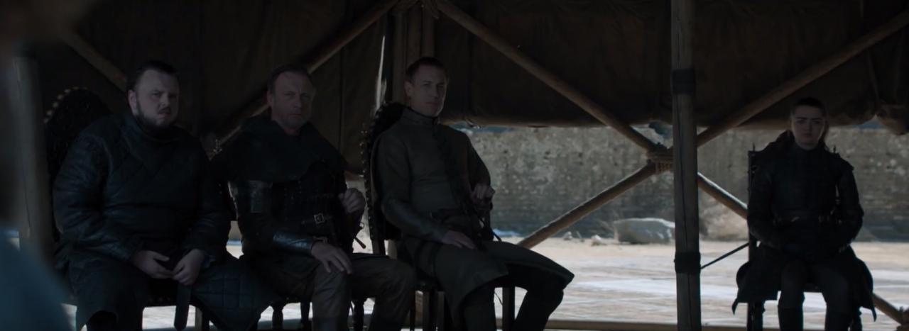 """""""Game of Thrones"""": Depois do copo de café, objeto 'intruso' é flagrado em cena importante do episódio final, e fãs não perdoam!"""