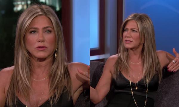 Jennifer Aniston relembra susto que levou com pouso de emergência de avião, mensagens das amigas para os maridos durante o sufoco, e a resposta hilária de um deles!