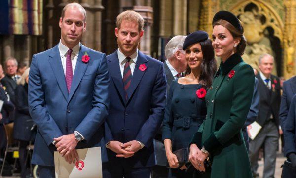 Príncipe Harry e Meghan Markle deixam de seguir Príncipe William e Kate Middleton; saiba o porquê