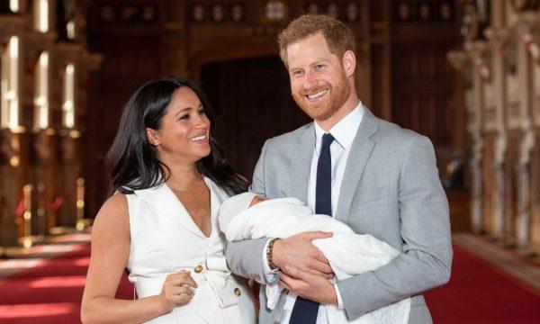 Meghan Markle gastou quase 1 milhão de reais no quarto do filho Archie, diz site; saiba detalhes!