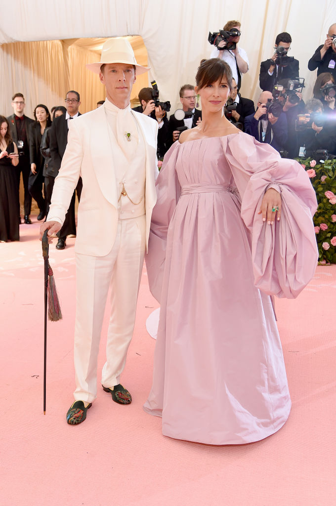 The 2019 Met Gala Celebrating Camp: Notes on Fashion – Arrivals