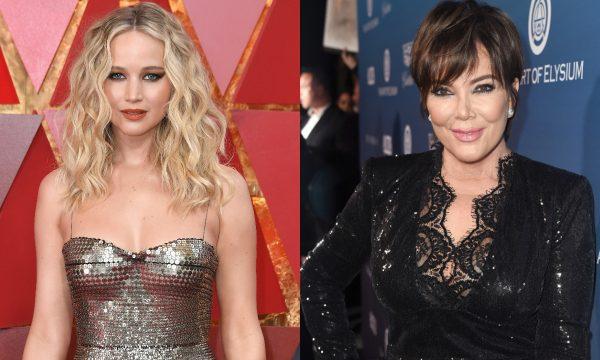 """KUWTK: Jennifer Lawrence surpreende em participação no reality show e brinca: """"Sou a nova Kris"""""""