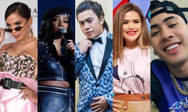 MTV MIAW 2019: Anitta lidera com 8 indicações, Ludmilla, Whindersson, Maisa e Kevinho também são destaques; vem ver a lista completa!