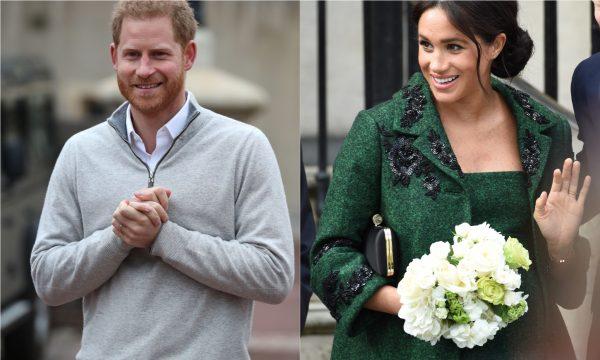 Nasceu: Príncipe Harry fala sobre bebê, reflete sobre a escolha do nome e revela quando o primogênito poderá ser visto!