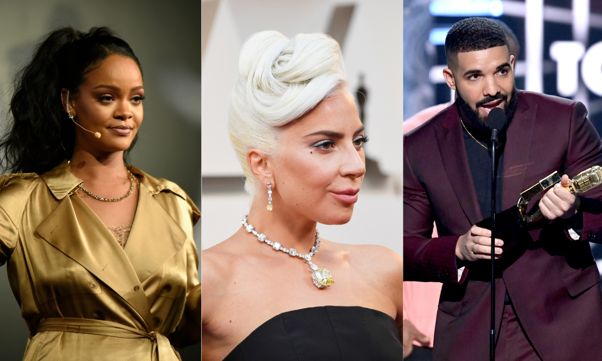 Rihanna confirma álbum de reggae, fala sobre supostas colaborações com Lady Gaga e Drake, e mostra primeira prévia de sua Fenty>