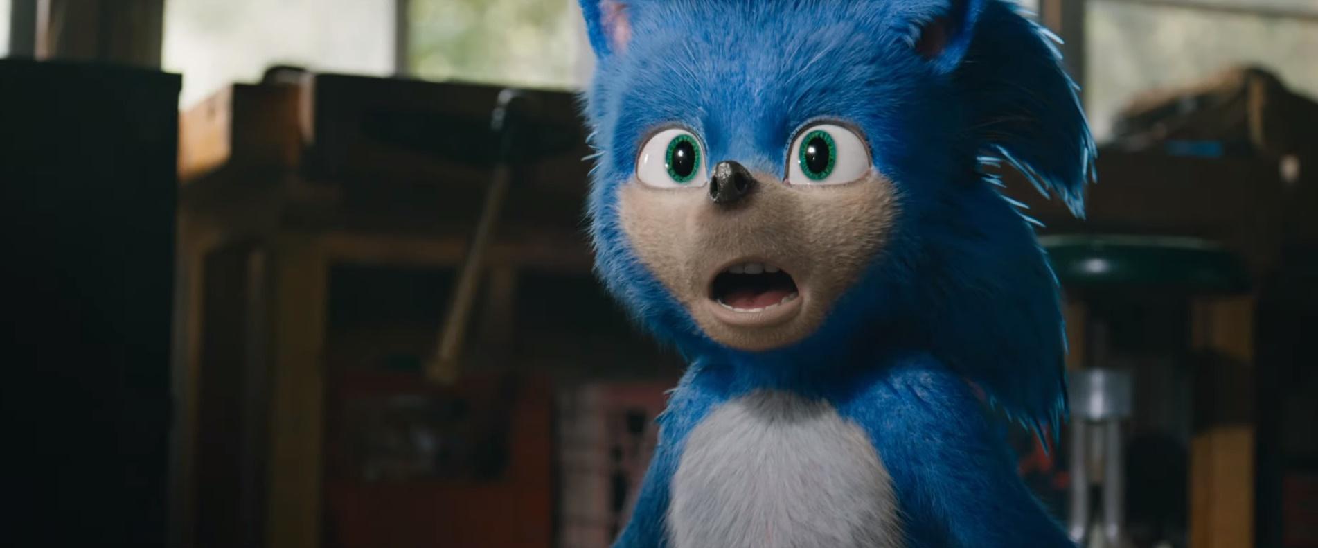 Longa live-action do Sonic é adiado após críticas ao visual do personagem; saiba detalhes>