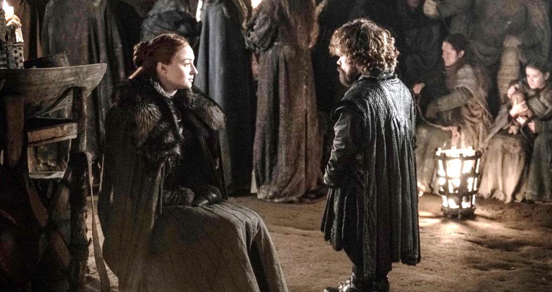 Game Of Thrones Video Revela Cena De Acao De Sansa E Tyrion Que Foi Cortada Na Batalha De Winterfell Assista Hugo Gloss