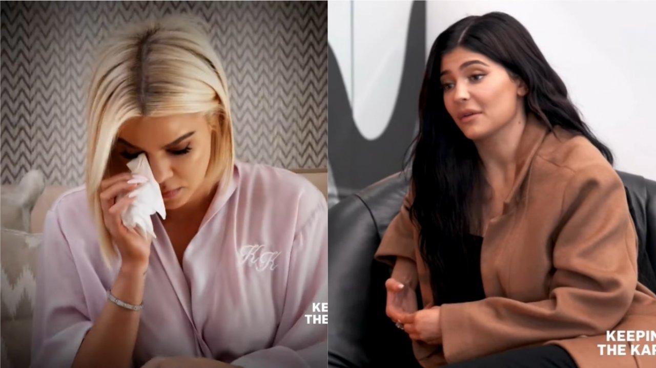 """""""KUWTK"""": Kylie Jenner quebra silêncio sobre escândalo de traição de Tristan Thompson e Jordyn Woods: """"Ela estragou tudo"""""""