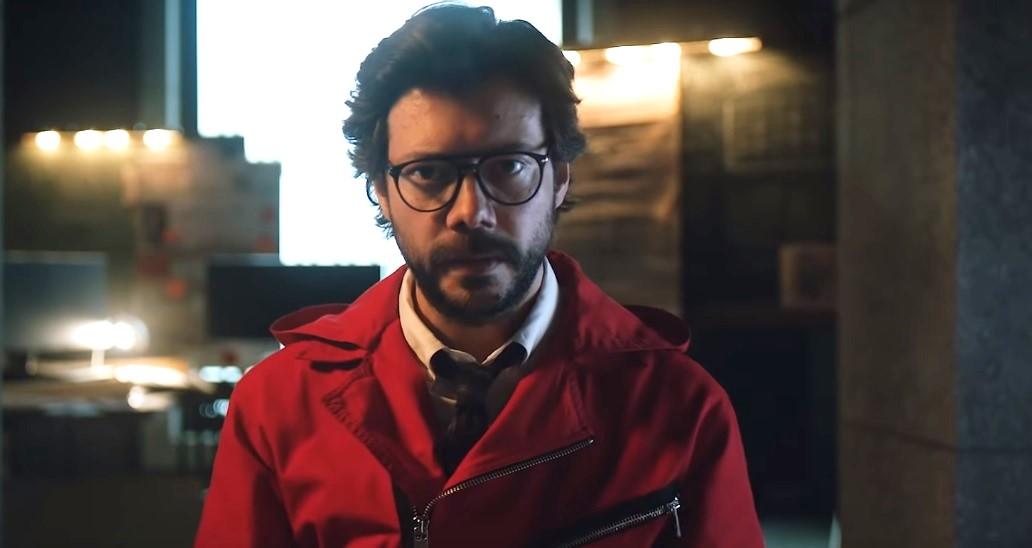 """""""La Casa de Papel"""": Professor promete fazer """"algo grande"""" no novo teaser da terceira temporada; assista!"""