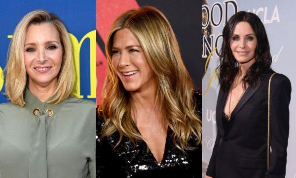 """Lisa Kudrow revela que se sentia mal ao se comparar com Jennifer Aniston e Courteney Cox em """"Friends"""": """"Uma montanha"""""""