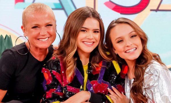"""Em programa especial, Maisa relembra bastidores de """"Carrossel"""" com Larissa Manoela e Xuxa manda recado para haters: """"Aceita que dói menos"""""""
