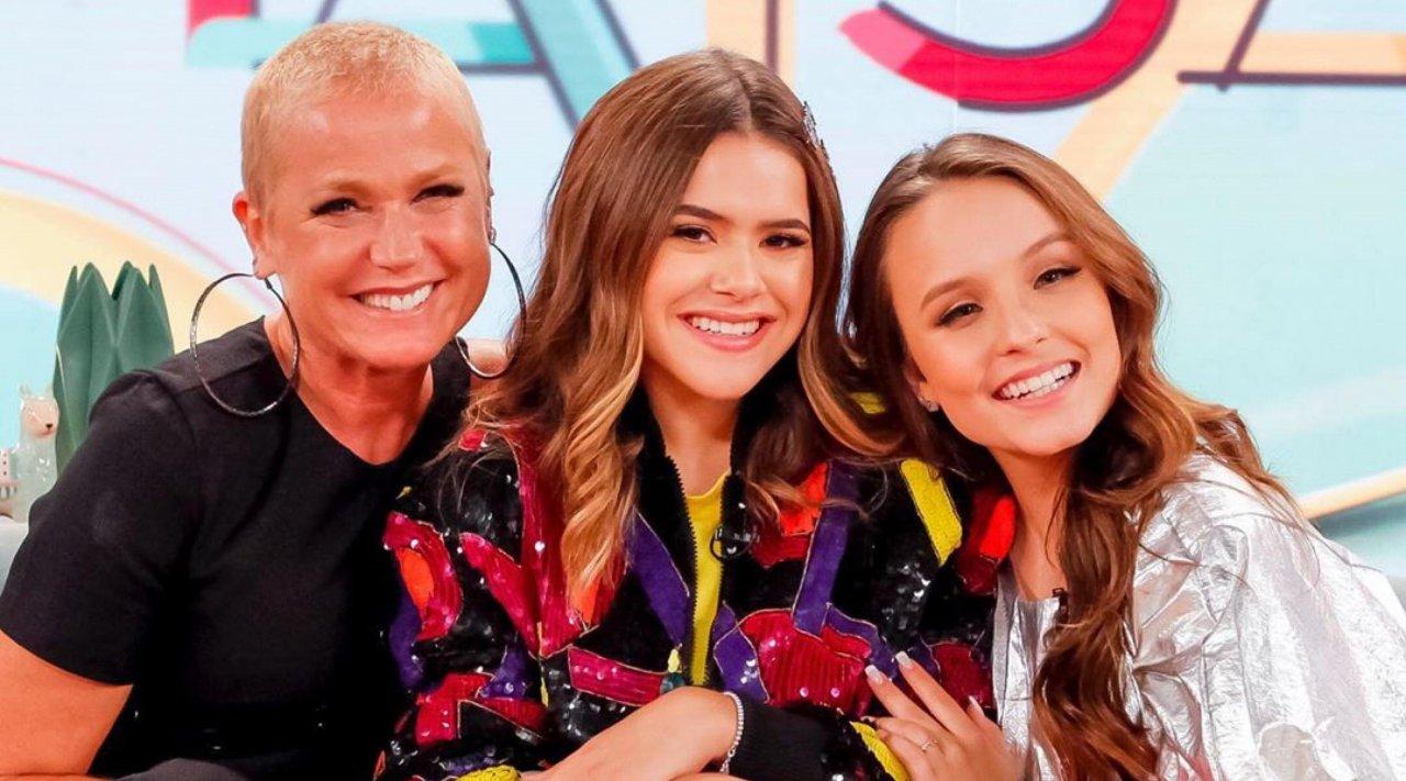 """Em programa especial, Maisa relembra bastidores de """"Carrossel"""" com Larissa Manoela e Xuxa manda recado para haters: """"Aceita que dói menos"""">"""
