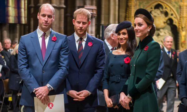 Príncipe Harry e Meghan Markle vão se separar do príncipe William e de Kate Middleton em mais um modo significativo; saiba detalhes