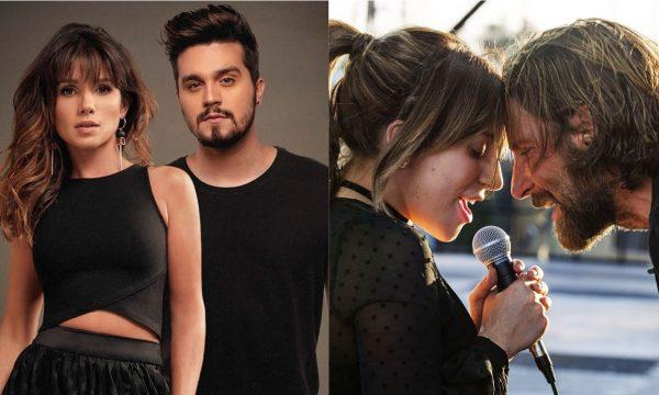 Saiu! Paula Fernandes e Luan Santana lançam 'Juntos', versão de 'Shallow', de Lady Gaga e Bradley Cooper; vem ouvir!