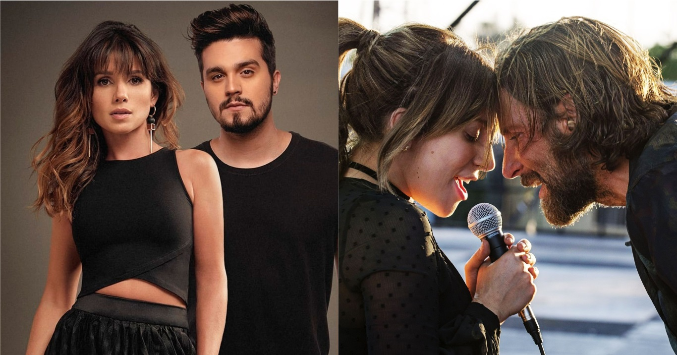Saiu! Paula Fernandes e Luan Santana lançam 'Juntos', versão de 'Shallow', de Lady Gaga e Bradley Cooper; vem ouvir!>