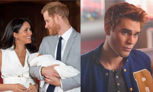 """Bebê Archie: Criador e fãs de """"Riverdale"""" comemoram escolha de Príncipe Harry e Meghan Markle para nome do filho; veja as reações!"""