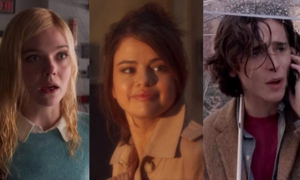 """A Rainy Day in New York"": Selena Gomez, Timothée Chalamet e Elle Fanning estrelam primeiro trailer do novo filme de Woody Allen; assista"