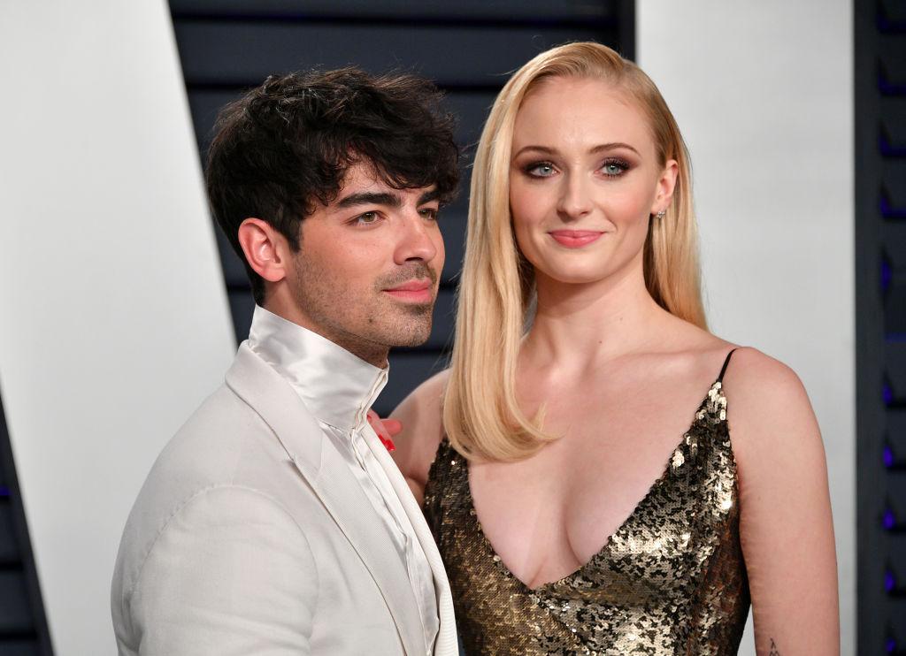 """Sophie Turner fala sobre festa de casamento com Joe Jonas e dá pista sobre a data: """"Foi um chute muito bom"""">"""