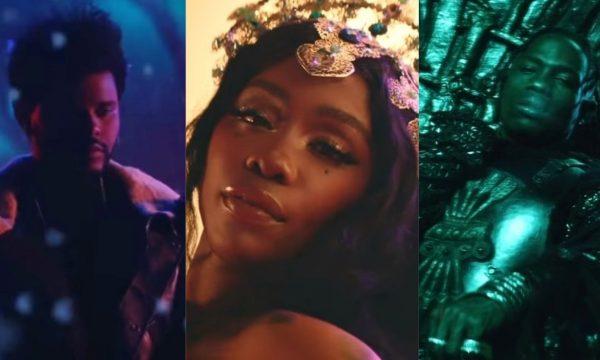 """The Weeknd, SZA e Travis Scott entram no mundo de """"Game of Thrones"""" no clipe de """"Power is Power"""", música inspirada na série; assista"""