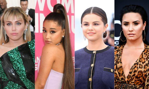 Miley Cyrus fala sobre Demi, Selena e Ariana para esclarecer trecho polêmico de sua nova música: 'Nunca houve competição'