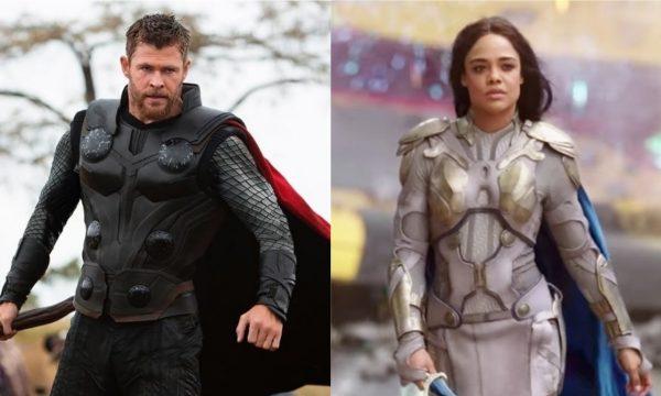 """[Alerta Spoilers] """"Vingadores: Ultimato"""": Diretores revelam cena hilária de Thor e Valquíria que foi deletada do filme"""