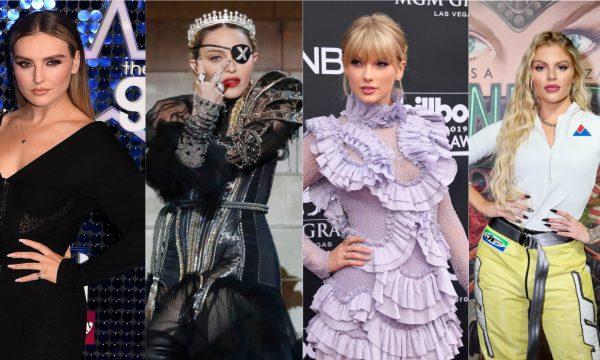 """Hinário de Madonna; novo single de Taylor Swift; faixa dançante do Little Mix e álbum de estreia de Luísa Sonza são destaques no """"Lançamentos de Sexta"""""""