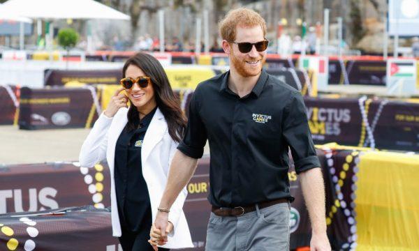 Foto nunca divulgada de Meghan Markle e Príncipe Harry chama atenção durante evento; vem ver!