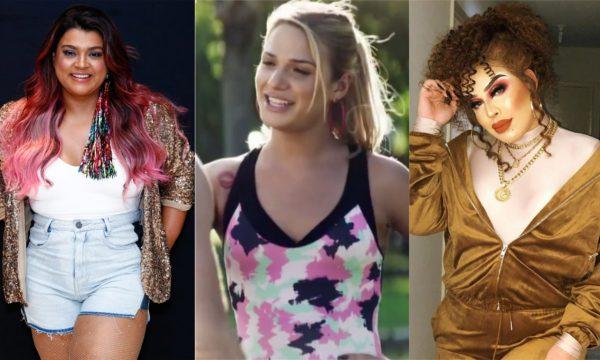 """A Dona do Pedaço: Amei! Preta Gil e Gloria Groove lançam o HINO """"Só o Amor"""", tema da personagem Britney na trama! Vem ouvir"""