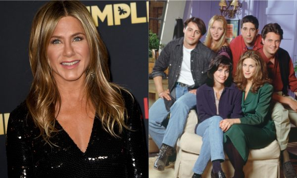 OMG! Jennifer Aniston diz que toparia fazer novos episódios de 'Friends' e surpreende ao revelar opinião dos outros nomes do elenco