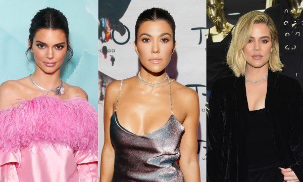 Kendall Jenner e Kourtney Kardashian têm briga séria e colocam a culpa em Khloé; vem entender!
