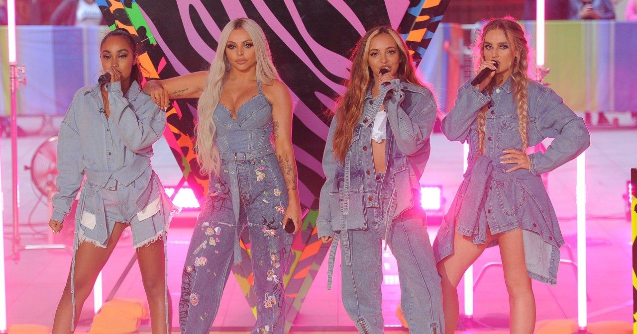 """Little Mix arrasa nos vocais e na coreo na primeira performance do novo single """"Bounce Back""""; vem assistir!>"""