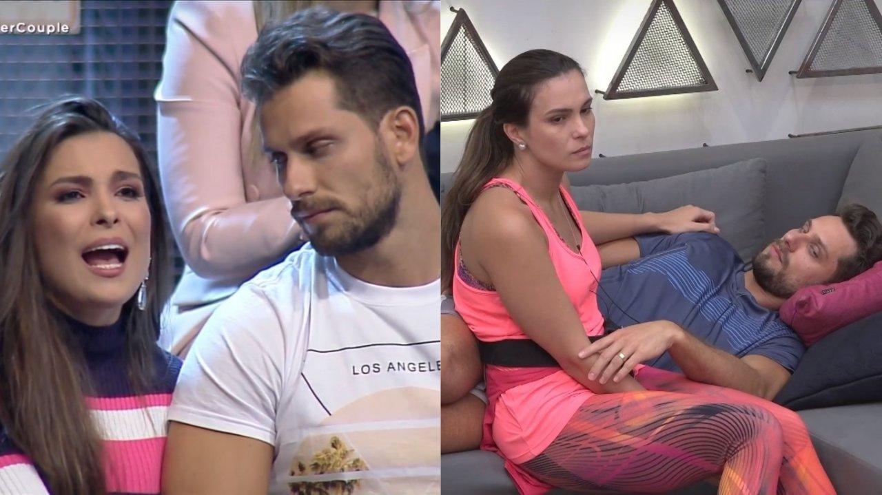 Power Couple Brasil 4: Telespectadores pedem punição para Eliéser e Kamilla por comportamento em retorno a reality; RecordTV se manifesta>